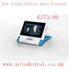 Ifinder New Touch Screen Apex Locator Image